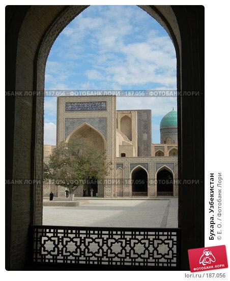 Купить «Бухара. Узбекистан», фото № 187056, снято 14 октября 2006 г. (c) Екатерина Овсянникова / Фотобанк Лори