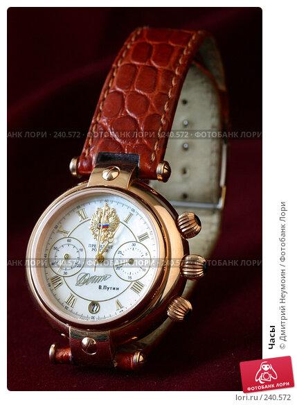 Купить «Часы», эксклюзивное фото № 240572, снято 23 апреля 2004 г. (c) Дмитрий Неумоин / Фотобанк Лори