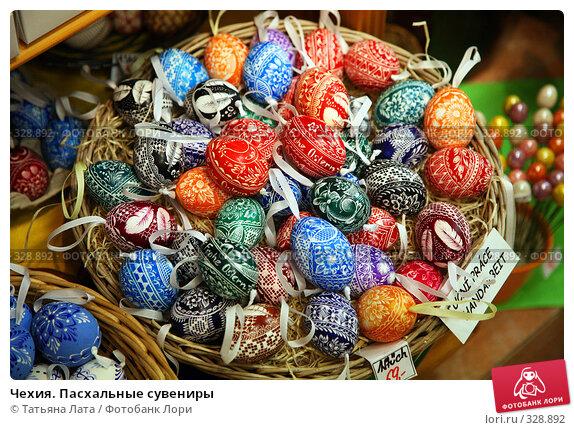 Чехия. Пасхальные сувениры, фото № 328892, снято 27 февраля 2008 г. (c) Татьяна Лата / Фотобанк Лори