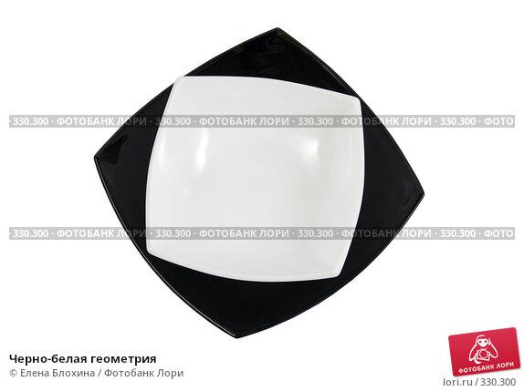 Черно-белая геометрия, фото № 330300, снято 20 июня 2008 г. (c) Елена Блохина / Фотобанк Лори
