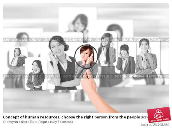 the concept of the human person