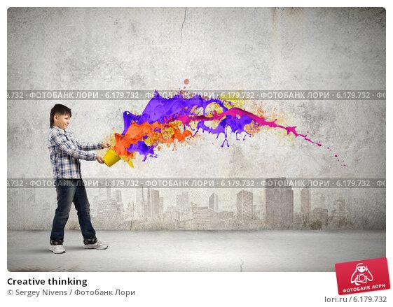 Купить «Creative thinking», фото № 6179732, снято 26 марта 2019 г. (c) Sergey Nivens / Фотобанк Лори