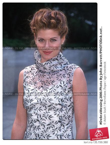 #DebraMessing 2000.Photo By John Barrett/PHOTOlink.net.. Редакционное фото, фотограф Adam Scull / age Fotostock / Фотобанк Лори