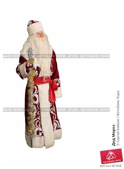 Дед Мороз, фото № 47016, снято 23 октября 2005 г. (c) Сергей Байков / Фотобанк Лори