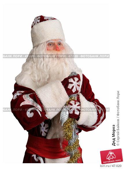 Дед Мороз, фото № 47020, снято 23 октября 2005 г. (c) Сергей Байков / Фотобанк Лори