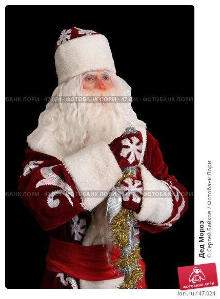 Дед Мороз, фото № 47024, снято 23 октября 2005 г. (c) Сергей Байков / Фотобанк Лори