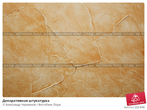 Декоративная штукатурка, фото № 222836, снято 22 ноября 2007 г. (c) Александр Черемнов / Фотобанк Лори