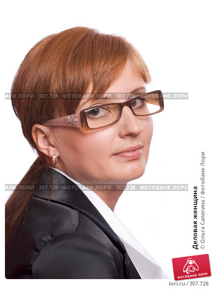 Деловая женщина, фото № 307728, снято 18 мая 2008 г. (c) Ольга Сапегина / Фотобанк Лори