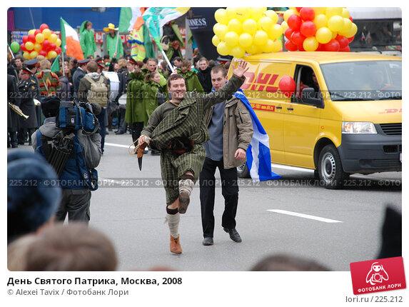 Купить «День Святого Патрика, Москва, 2008», эксклюзивное фото № 225212, снято 16 марта 2008 г. (c) Alexei Tavix / Фотобанк Лори