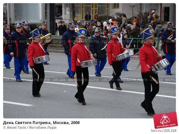 Купить «День Святого Патрика, Москва, 2008», эксклюзивное фото № 225224, снято 16 марта 2008 г. (c) Alexei Tavix / Фотобанк Лори