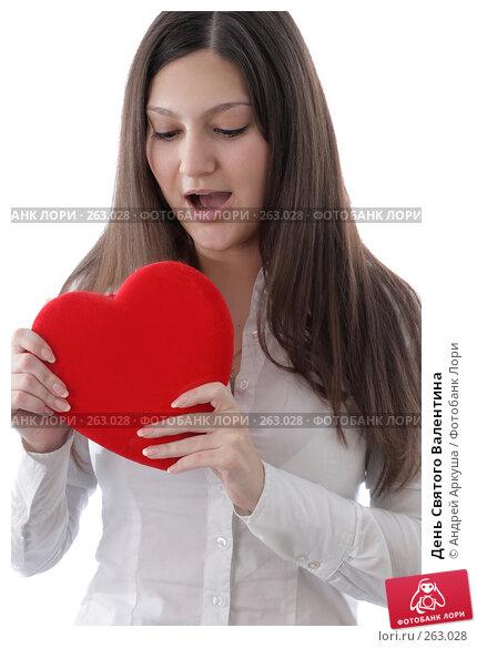 День Святого Валентина, фото № 263028, снято 19 февраля 2008 г. (c) Андрей Аркуша / Фотобанк Лори