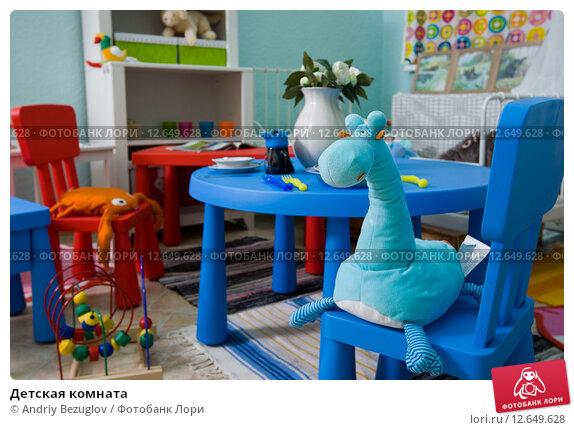 Детская комната. Стоковое фото, фотограф Andriy Bezuglov / Фотобанк Лори