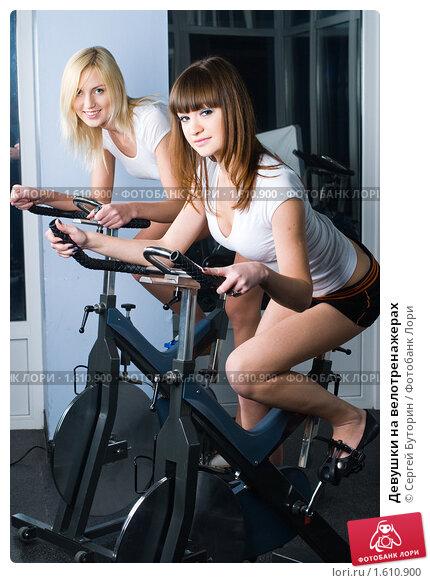 Телки на велотренажерах 6