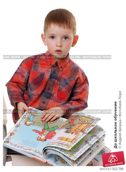Купить «До школьное обучение», фото № 322796, снято 11 мая 2008 г. (c) Андрей Аркуша / Фотобанк Лори