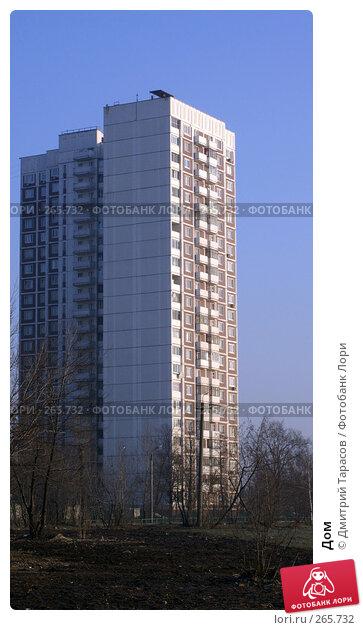 Дом, фото № 265732, снято 1 января 2008 г. (c) Дмитрий Тарасов / Фотобанк Лори