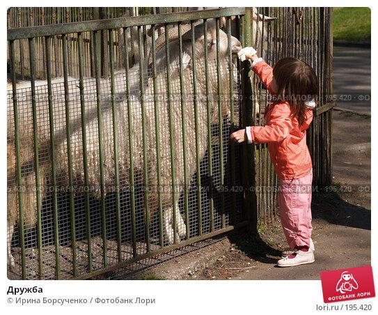 Дружба, фото № 195420, снято 28 апреля 2007 г. (c) Ирина Борсученко / Фотобанк Лори