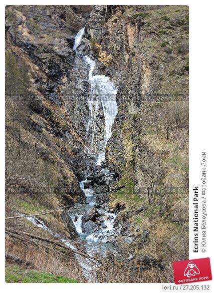 Купить «Ecrins National Park», фото № 27205132, снято 23 апреля 2016 г. (c) Юлия Белоусова / Фотобанк Лори