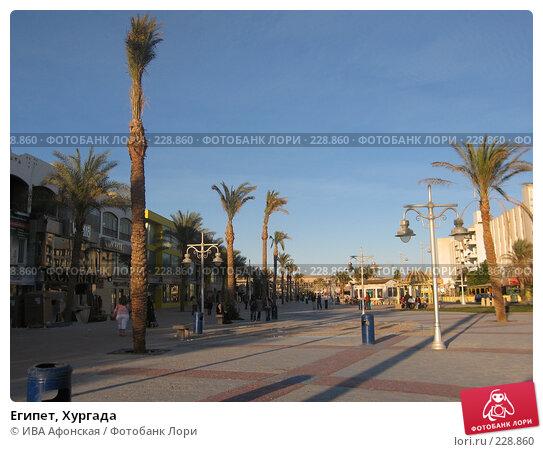 Купить «Египет, Хургада», фото № 228860, снято 8 января 2008 г. (c) ИВА Афонская / Фотобанк Лори