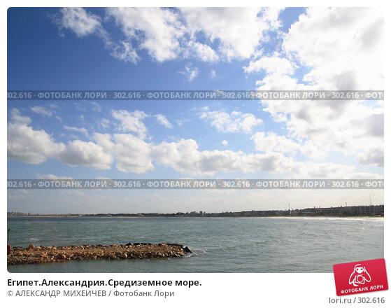 Купить «Египет.Александрия.Средиземное море.», фото № 302616, снято 26 февраля 2008 г. (c) АЛЕКСАНДР МИХЕИЧЕВ / Фотобанк Лори