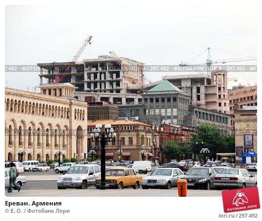 Ереван. Армения, фото № 297492, снято 4 мая 2008 г. (c) Екатерина Овсянникова / Фотобанк Лори