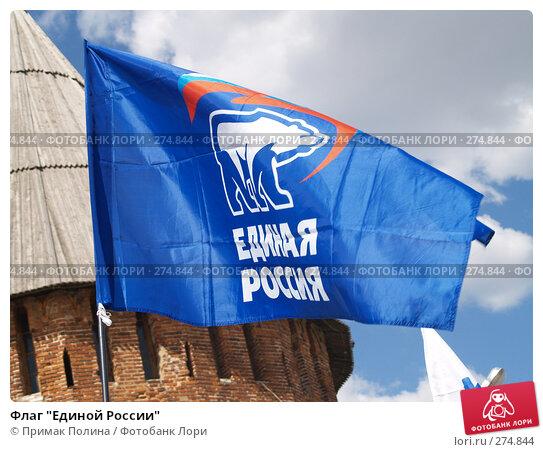 Флаг единой россии, фото № 274844, снято 26 апреля 2008 г. (c) Примак Полина / Фотобанк Лори