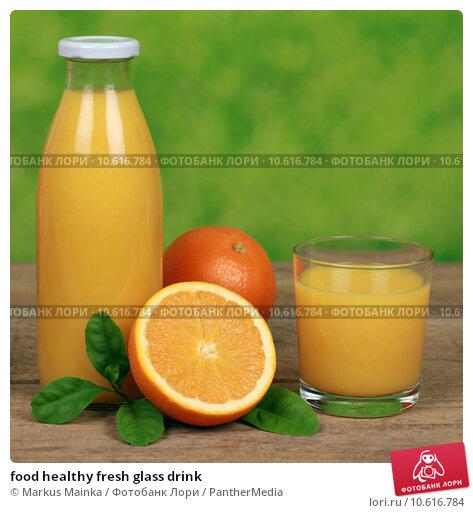 food healthy fresh glass drink. Стоковое фото, фотограф Markus Mainka / PantherMedia / Фотобанк Лори