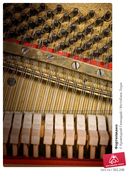 Фортепиано, фото № 302248, снято 3 октября 2006 г. (c) Кравецкий Геннадий / Фотобанк Лори
