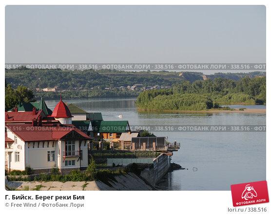 Г. Бийск. Берег реки Бия, эксклюзивное фото № 338516, снято 27 июня 2008 г. (c) Free Wind / Фотобанк Лори