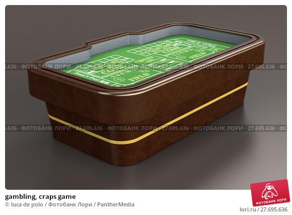 Купить «gambling, craps game», фото № 27695636, снято 17 июня 2019 г. (c) PantherMedia / Фотобанк Лори