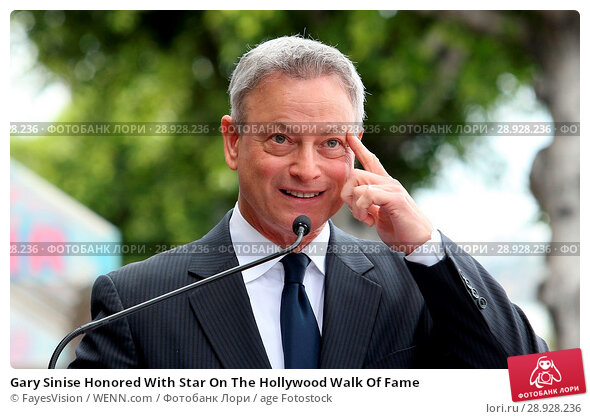 Купить «Gary Sinise Honored With Star On The Hollywood Walk Of Fame Featuring: Gary Sinise Where: Hollywood, California, United States When: 18 Apr 2017 Credit: FayesVision/WENN.com», фото № 28928236, снято 18 апреля 2017 г. (c) age Fotostock / Фотобанк Лори