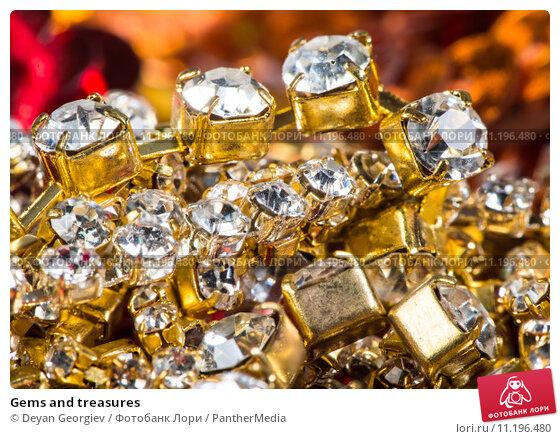 Купить «Gems and treasures», фото № 11196480, снято 24 мая 2019 г. (c) PantherMedia / Фотобанк Лори