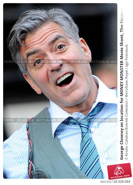 Купить «George Clooney on location for MONEY MONSTER Movie Shoot, The Financial District, New York, NY April 11, 2015. Photo By: Kristin Callahan/Everett Collection», фото № 28928084, снято 11 апреля 2015 г. (c) age Fotostock / Фотобанк Лори