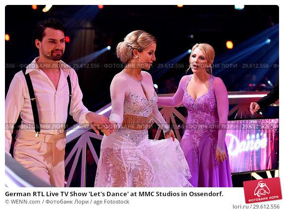 Купить «German RTL Live TV Show 'Let's Dance' at MMC Studios in Ossendorf. Featuring: Jimi Blue Ochsenknecht, Charlotte Wuerdig, Iris Mareike Steen Where: Cologne, Germany When: 16 Mar 2018 Credit: WENN.com», фото № 29612556, снято 16 марта 2018 г. (c) age Fotostock / Фотобанк Лори