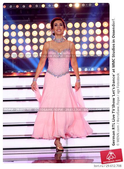Купить «German RTL Live TV Show 'Let's Dance' at MMC Studios in Ossendorf. Featuring: Judith Williams Where: Cologne, Germany When: 16 Mar 2018 Credit: WENN.com», фото № 29612708, снято 16 марта 2018 г. (c) age Fotostock / Фотобанк Лори