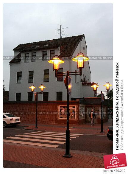 Германия. Хилдесхейм. Городской пейзаж, фото № 70212, снято 11 июля 2007 г. (c) Александр Секретарев / Фотобанк Лори