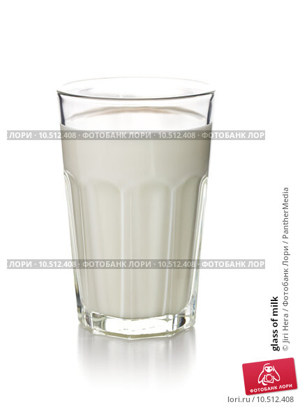Купить «glass of milk», фото № 10512408, снято 28 марта 2019 г. (c) PantherMedia / Фотобанк Лори