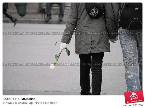 Купить «Главное внимание», фото № 271796, снято 17 марта 2008 г. (c) Недорез Александр / Фотобанк Лори