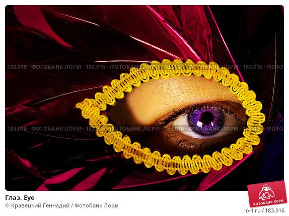 Глаз. Eye, фото № 183016, снято 14 ноября 2004 г. (c) Кравецкий Геннадий / Фотобанк Лори