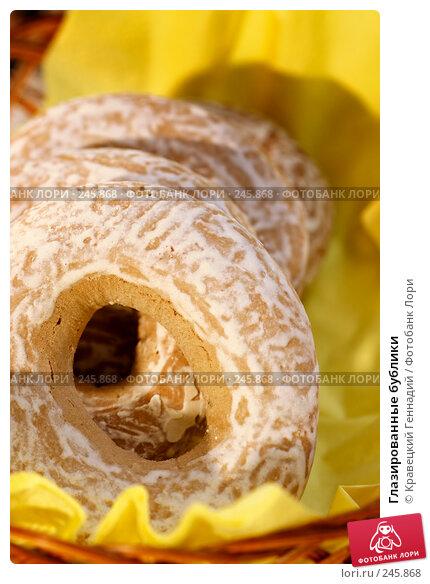 Глазированные бублики, фото № 245868, снято 11 января 2004 г. (c) Кравецкий Геннадий / Фотобанк Лори