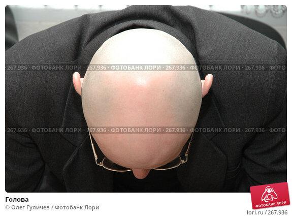 Купить «Голова», фото № 267936, снято 23 апреля 2018 г. (c) Олег Гуличев / Фотобанк Лори