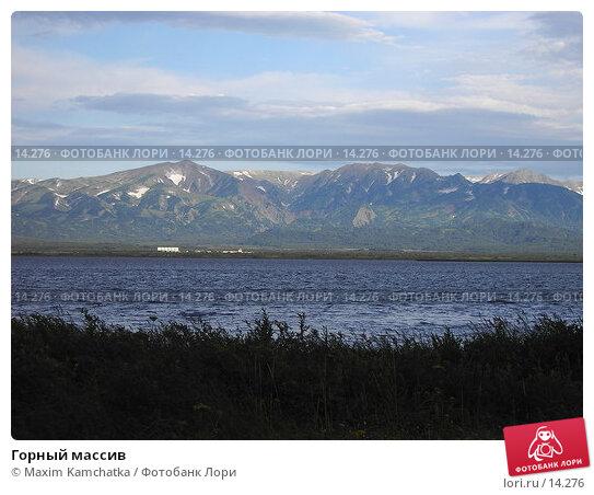 Горный массив, фото № 14276, снято 20 августа 2006 г. (c) Maxim Kamchatka / Фотобанк Лори