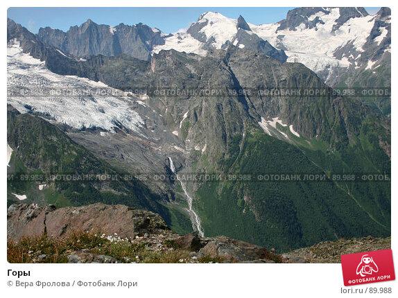 Горы, фото № 89988, снято 4 августа 2007 г. (c) Вера Фролова / Фотобанк Лори