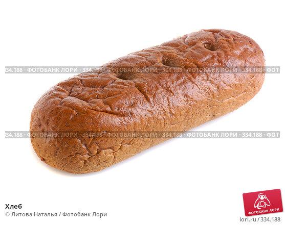 Хлеб, фото № 334188, снято 15 января 2008 г. (c) Литова Наталья / Фотобанк Лори