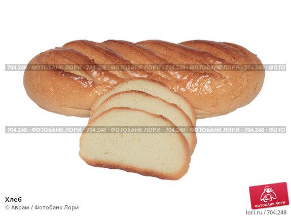 Хлеб. Стоковое фото, фотограф Аврам / Фотобанк Лори