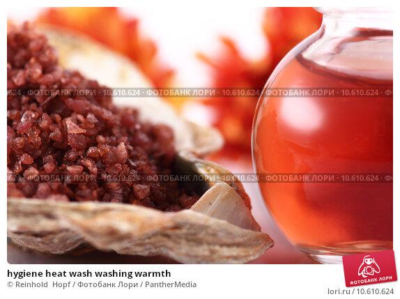 hygiene heat wash washing warmth. Стоковое фото, фотограф Reinhold  Hopf / PantherMedia / Фотобанк Лори