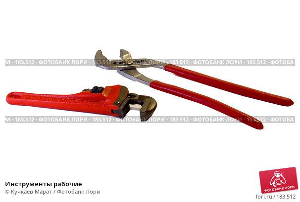 Инструменты рабочие, фото № 183512, снято 22 января 2008 г. (c) Кучкаев Марат / Фотобанк Лори