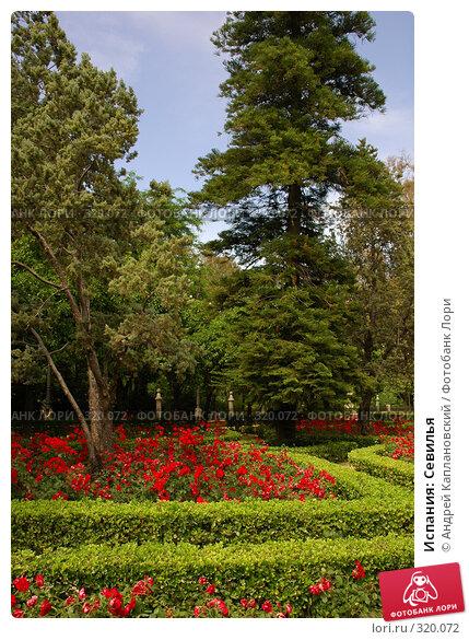 Испания: Севилья, фото № 320072, снято 2 мая 2008 г. (c) Андрей Каплановский / Фотобанк Лори