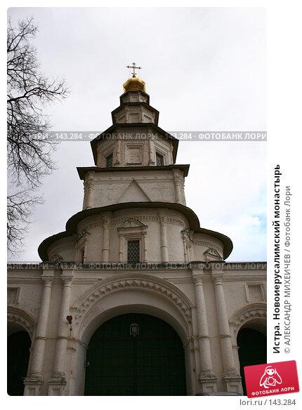 Купить «Истра. Новоиерусалимский монастырь», фото № 143284, снято 8 апреля 2007 г. (c) АЛЕКСАНДР МИХЕИЧЕВ / Фотобанк Лори