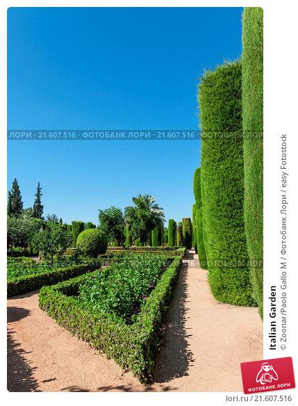 Italian Garden. Стоковое фото, фотограф Zoonar/Paolo Gallo M / easy Fotostock / Фотобанк Лори