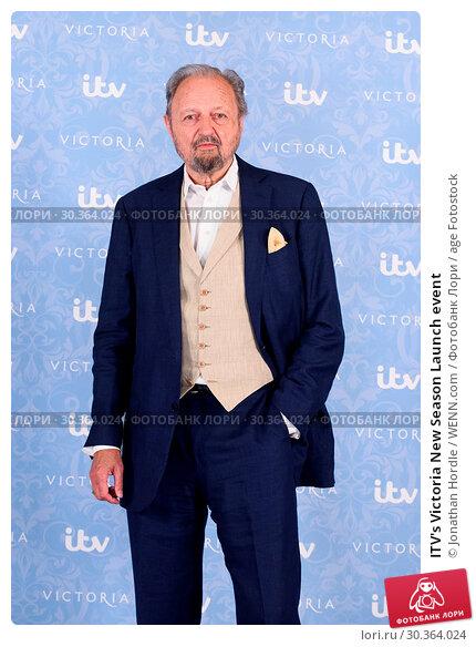 Изображение «ITV's Victoria New Season Launch event Featuring: Peter Bowles  Where: London, United Kingdom When: 24 Aug 2017 Credit: Jonathan
